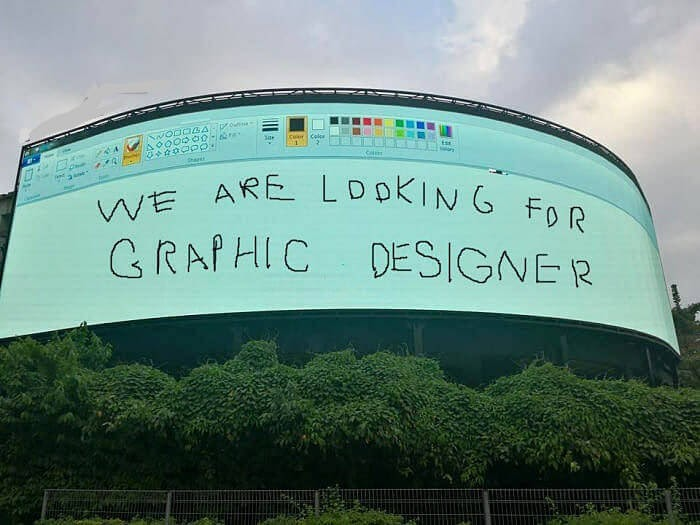 web designer wanted
