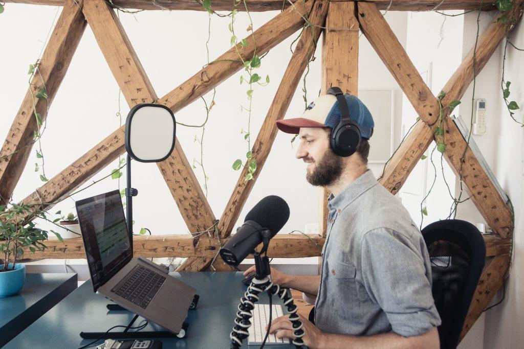 come diventare podcaster